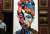 art of the cities / street art at its best