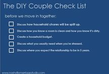 moving in together!