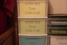 Organized Teacher / Classroom