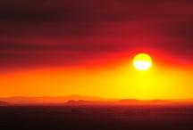 Santa Fe Sunsets / .