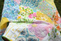 VINTAGE SHEETS  / by Diane Stanley