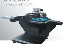 XIs 2459 Digital UV Flatbed Printer