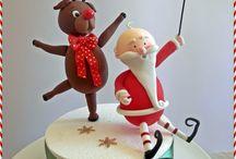 taart kerst