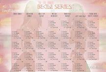 BIKINI SERIES / Tone It Up! Bikini Series 2013 stuff all in one place.