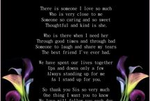 søstre dikt
