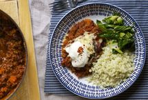 Chilli recipes / I love chilli - here are some awesome chilli recipes, not just mine!