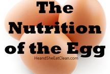 Nutrition / by Steve Brown