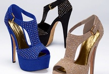 Shoes / by Celeste Young