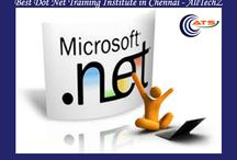 Dot Net Training in Chennai / Our instructors conduct real time project training for all courses and free demo class.We are providing 100 % job assurance with training and certification support.