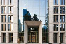 Taunusanlage 8 Frankfurt mit Trosselfels Kalkstein
