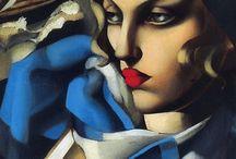 Art - Tamara de Lempicka