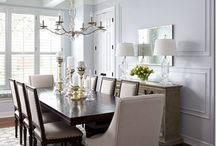 Dining room tables  / by Parker Brody