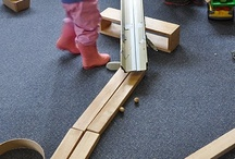 ECE Construction / ideas to inspire an irresistible block area in early childhood settings / by Jennifer Kable