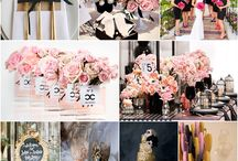 Wedding Palettes / Wedding palettes that are a great mix with our wedding flip flops