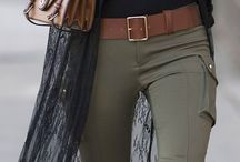 jeans gabardina