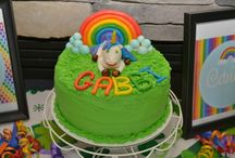 birthday party ideas / by Lindsay Line