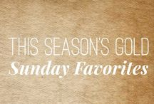 TSG's Sunday Favorites / Sharing weekly favorites for fashion, beauty, travel and lifestyle from the blog!