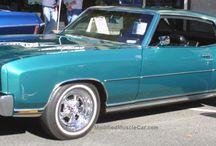 Chevrolet Monte Carlo (1st generation) / Modified Chevrolet Monte Carlo (1st generation)