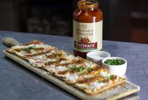 Flatbreads / Use our marinara to make incredible pizzas & flatbreads