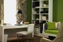office and craft spaces