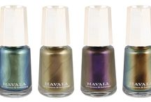 Metropolitan Collection  / Inspired by the Metropolitan Colleciton - the best in dual chrome multifaceted nail colour