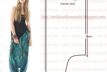 Moldes / Costura