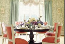 Dining Rooms to Die For / by Rook Design Co.