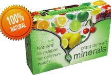 Simply Naturals Sizzling Minerals / Educating people as why everyone should be taking Simply Naturals Sizzling Minerals due to the mineral depletion in our soil and as such not in the fruit and vegetable we eat.