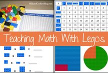 Learning is Fun / Science, maths and letter projects that are a fun way to teach children new things
