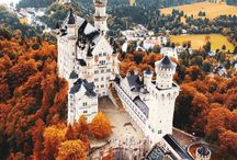|| Germany || / DEUTSCHLAND  ~ bucket list ~ Berlin, Munich, Stuttgart, Dresden, Heildelberg, Frankfurt, Black Forest, Neuschwanstein Castle