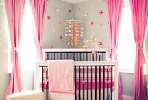 DreamOnLittleOne / nursery ideas, baby and toddler rooms / by Kimberli Smith