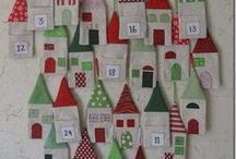 christmas crafts / by Linda Sforza