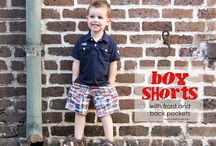 Boys Clothes / by Julie Doo