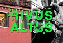 Kickstarter / Live on Kickstarter: RIVUS ALTUS 10.000 frammenti dal ponte di Rialto a Venezia.