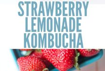 Kombucha recipes