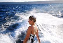Weddings Lake Taupo / Weddings-afloat stunning Lake Taupo in the North island of New Zealand.