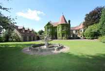 Fairytale Homes / Searching for your fairy tale home? OnTheMarket.com reveals properties with fantastical features including ivy covered turrets and beautiful ballrooms – all of which could be fit for a Disney prince or princess