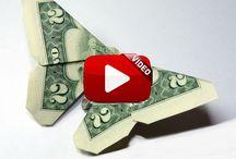 Geldgeschenke Origami