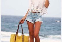 Beach outfits