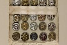 XVIIIth century  buttons