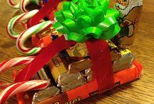 Конфетный букет и идея подарка