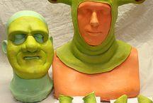 Shrek at ECI / Ideas for ECI's Shrek