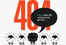 Brilliant 404 pages