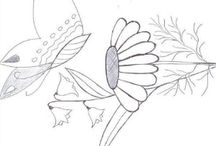 Butterfly coloring book / Butterfly coloring pages
