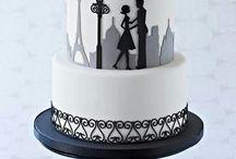 Торты на свадьбу