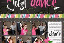 Dance Scrapbooking