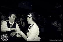 Dancing with Swing Flowers! / Bailando con flores :)