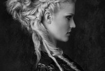 #Trending Artistic Hair / www.saloncentral.co.za