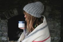 Winter Woes / February still calls for hot tea!