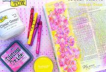 Art Journaling by Graciellie Design